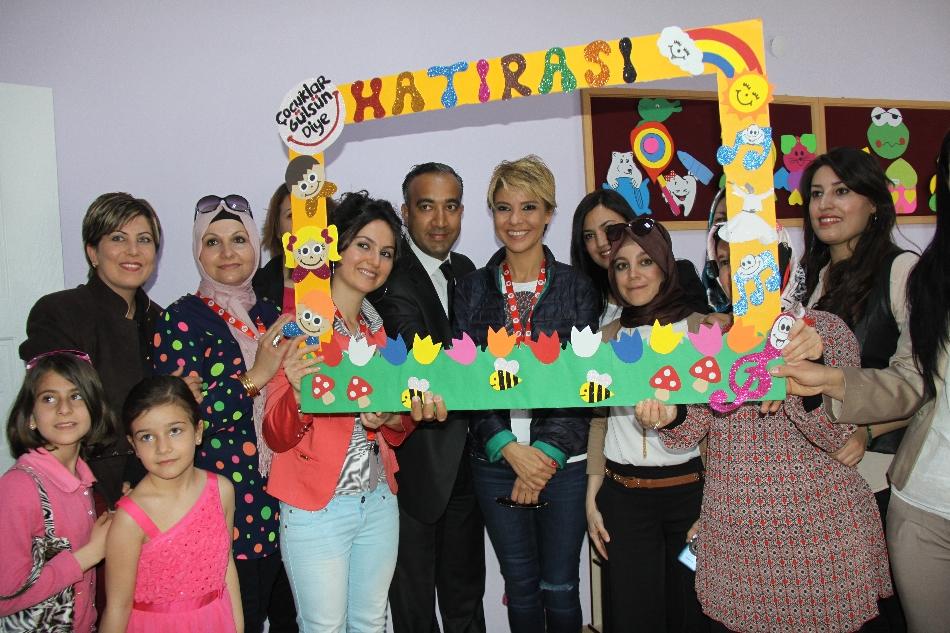 Çocuklar Gülsün Diye Derneği 20. anaokulunu Konya'da açtı 62