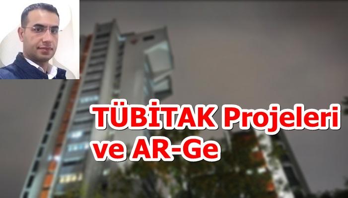 TÜBİTAK Projeleri ve AR-Ge