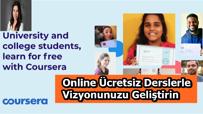 Online Ücretsiz Derslerle Vizyonunuzu Geliştirin