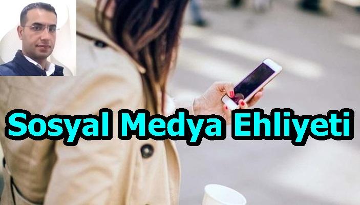 Sosyal Medya Ehliyeti