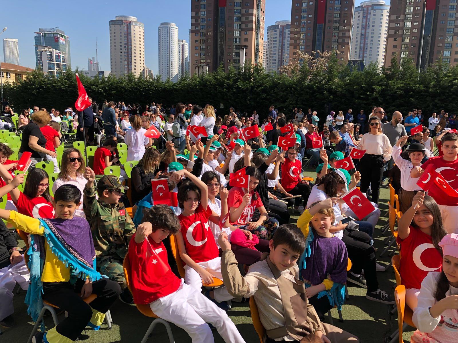 KARDEŞLİK KÖPRÜLERİ PROJESİ İLE URFALI ÇOCUKLAR İSTANBUL'DA