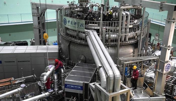 Çin'in yapay Güneş'i 10 kat daha sıcak