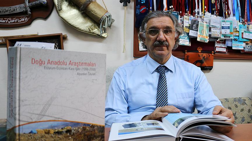 Bilim insanlarının doğudaki çalışmaları Anadolu tarihine ışık oldu