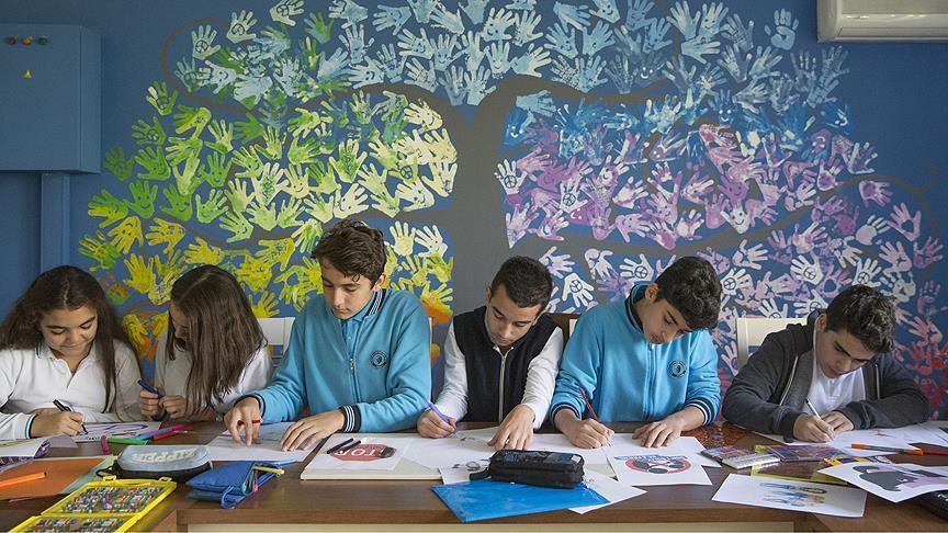 'Erasmus+' için öğrencilere 5 proje