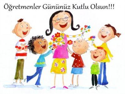 Öğretmenler Gününüz Kutlu Olsun!!!