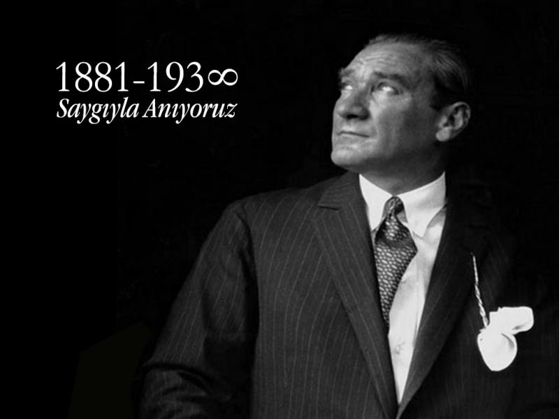 10 Kasım Atatürk'ü Anma Günü Sunusu