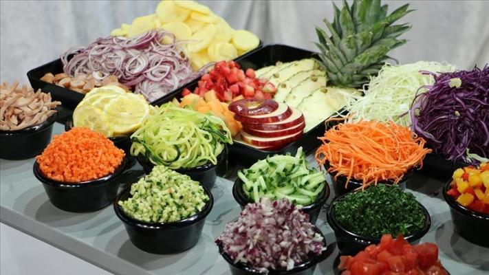 Meyve ve sebze az tüketenlerde kaygı bozukluğu riski artıyor
