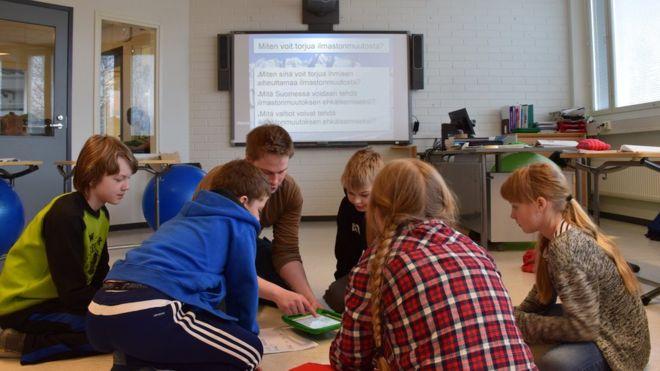Müfredat devrimi: Finlandiya eğitim sistemini nasıl değiştiriyor?