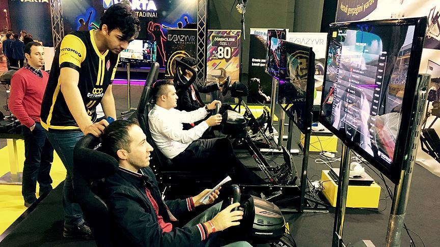'Games Week İstanbul' başladı