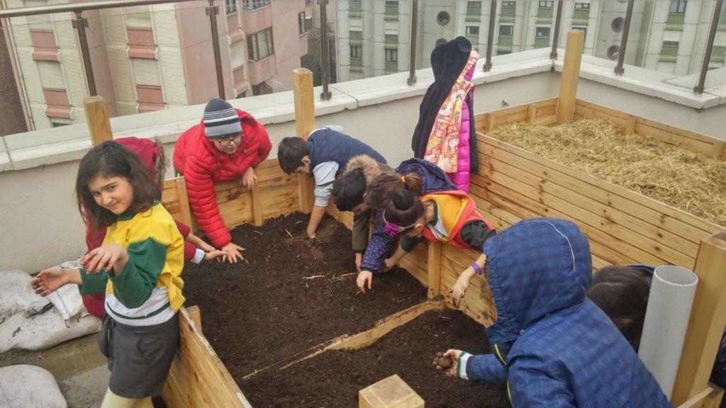 KALEV Ekoloji Eğitimi ile Çocuklara Doğa Dersleri Veriyor