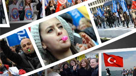 Türk Eğitim-Sen'den iş bırakma eylemi