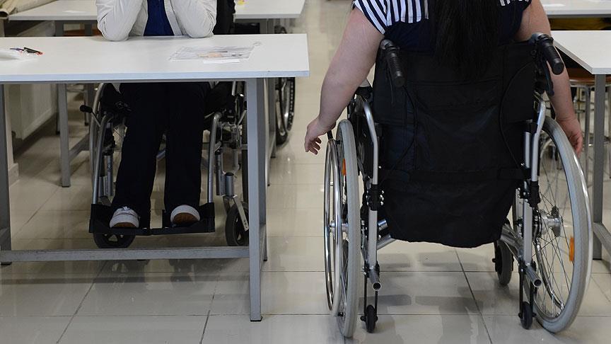 ÖSYM engelli adaylarla ilgili değerlendirme raporunu yayımladı