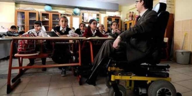MEB, 500 engelli öğretmen alacak