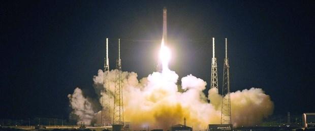 SpaceX'in Falcon 9 roketi başarıyla fırlatıldı