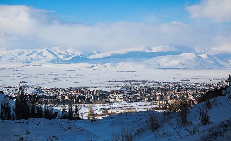Erzurum'da hava kirliliği alarm veriyor