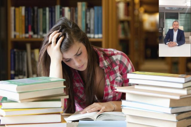 Lise – Üniversite Giriş Sınavlarına Hazırlık Sessiz ve Derinden