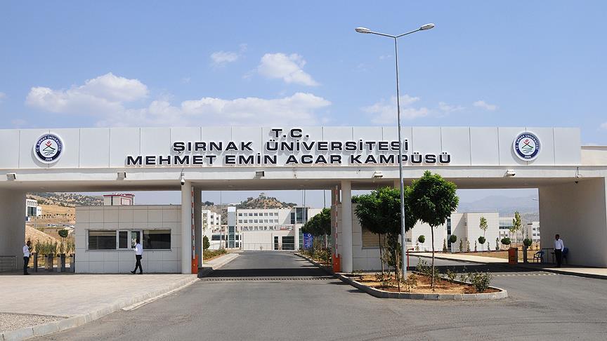 Şırnak Üniversitesi rektör aday adaylığı başvuruları başladı