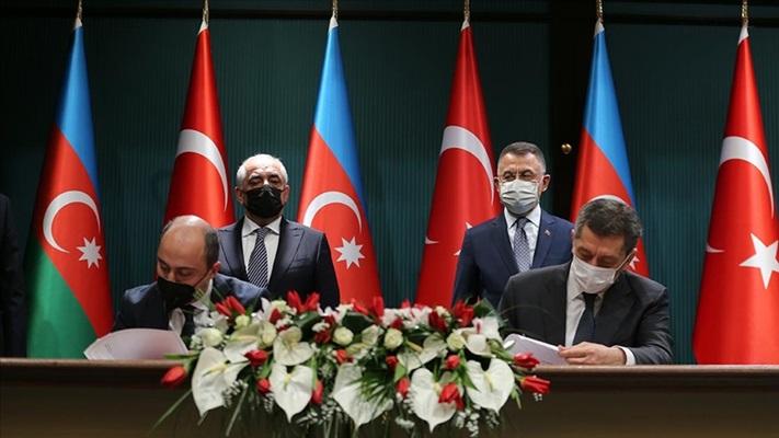 Türkiye-Azerbaycan Mesleki Eğitim Kurumunun imzası atıldı