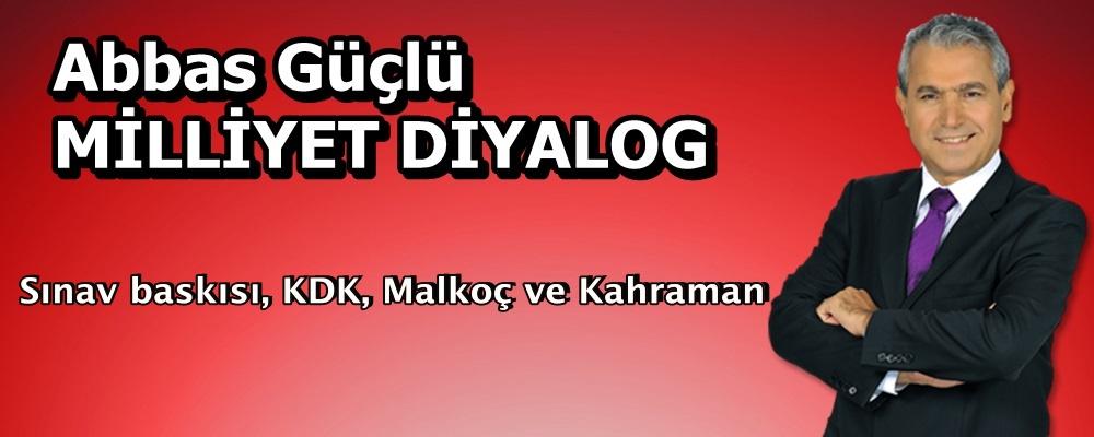 Sınav baskısı, KDK, Malkoç ve Kahraman