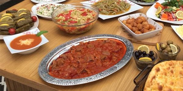 Ramazan'ın 3. Gününe Özel İftar ve Sahur Menüsü
