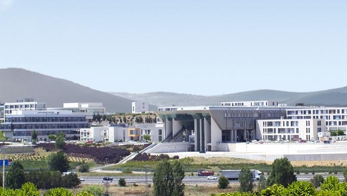 Çankaya Üniversitesi Asya Üniversiteleri Sıralamasında Türkiye 3'ncüsü