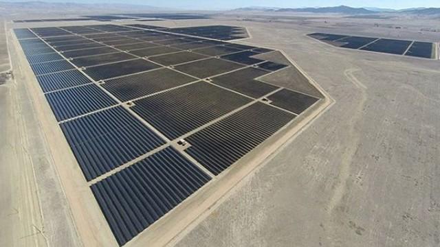 Dünyanın en büyük Güneş enerjisi santrali devrede