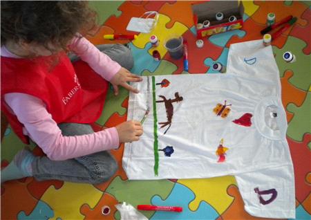 Renkli Bir Dünyanın Kapısı Çocuklar İçin Açılıyor