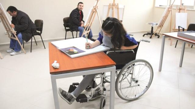 Engelli eğitim merkezlerine sıkı takip