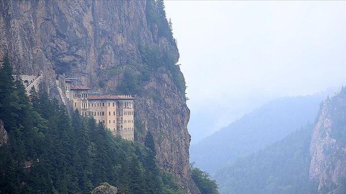 Sümela Manastırı için hedef UNESCO'da kalıcı olmak