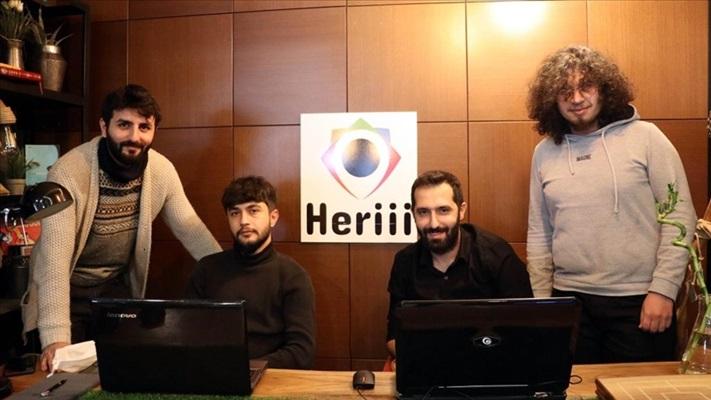 Yazılım mühendisi 4 genç şehirlerine özel mobil paket servis uygulaması geliştirdi
