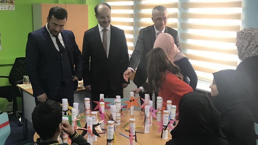 YEE Ankara'da iki Türkçe sınıfı açtı