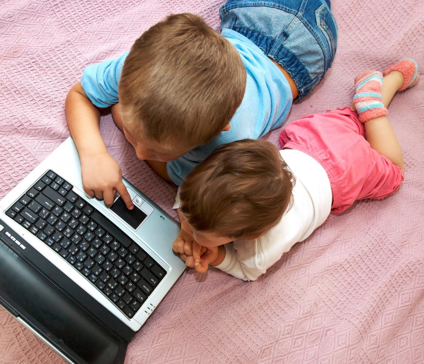 """""""Z kuşağı çocukları""""nın etrafı teknolojiyle sarılı!"""