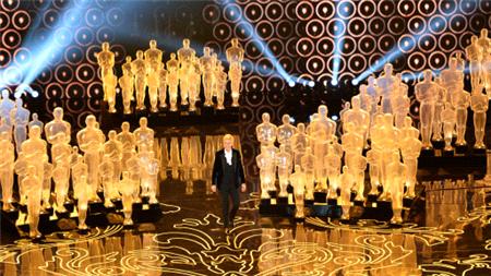 Oscar ödüllerine '12 Yıllık Esaret' ve 'Yerçekimi' damgası