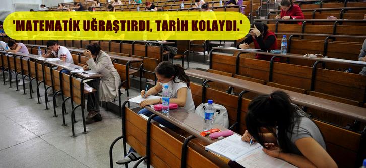 KPSS'de İlk Oturum Sona Erdi. İşte Sınavla İlgili İlk Yorumlar