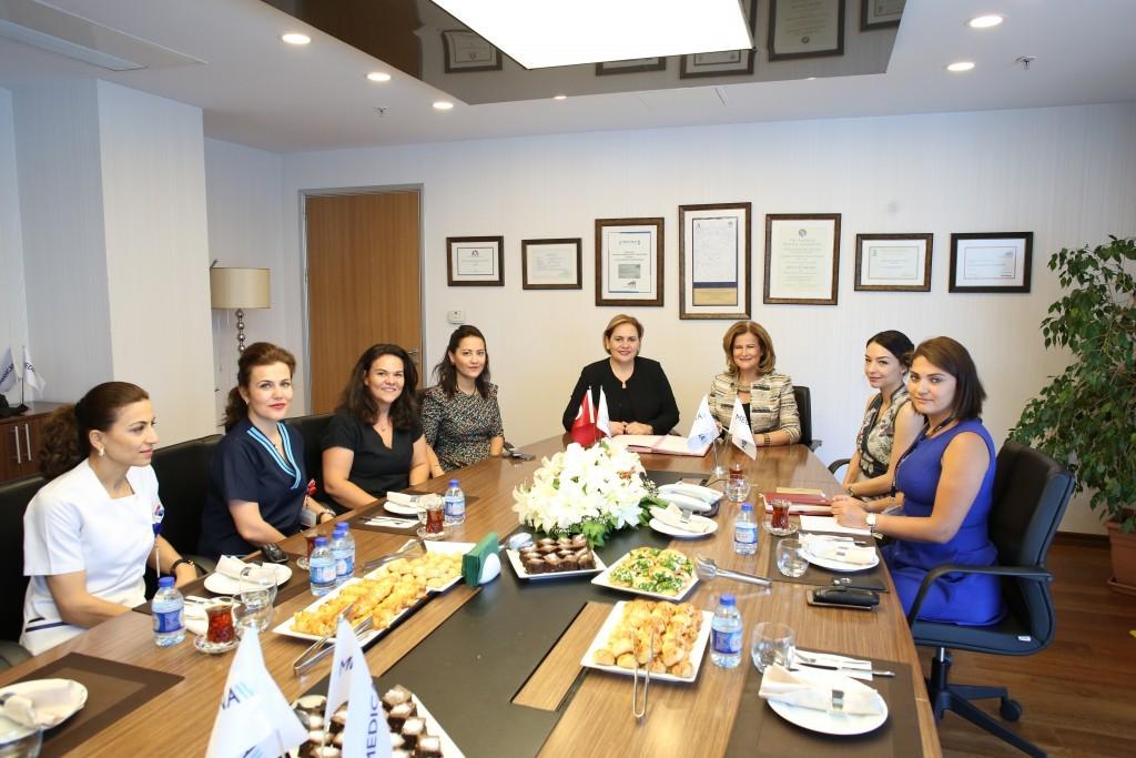 Atılım Üniversitesi ve Medicana Ankara'dan iş birliği