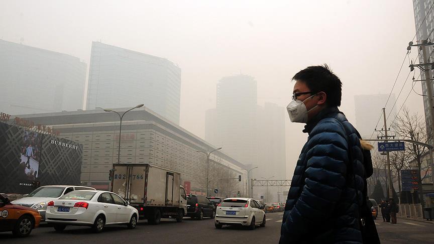 Hava kirliliği kolesterolü olumsuz etkiliyor