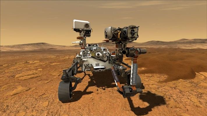 NASA, yeni Mars keşif aracının ismini duyurdu!