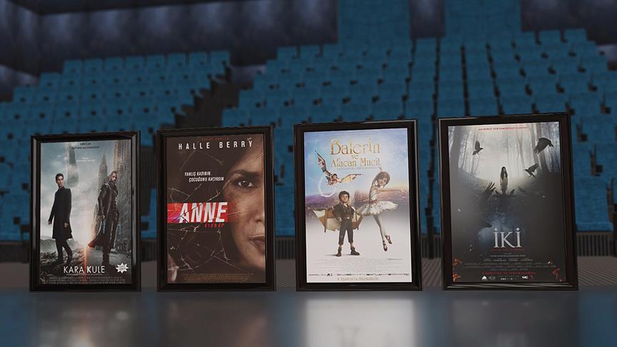Sinemaseverler müjde! Bu hafta 8 yeni film vizyonda
