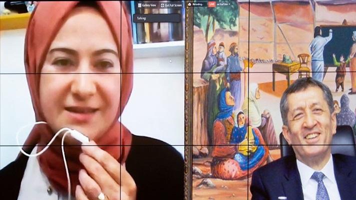 Milli Eğitim Bakanı Selçuk Sinop, Amasya ve Zonguldak'taki öğretmenlerle buluştu