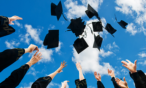 TOBB ETÜ'de hem mezuniyet hem açılış heyecanı