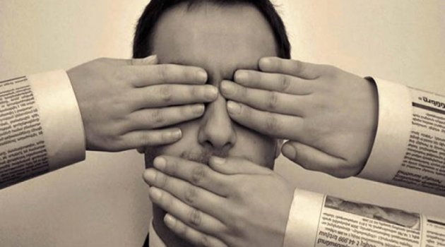 Koncuk: Basına Sansür, Demokrasiye Darbedir!