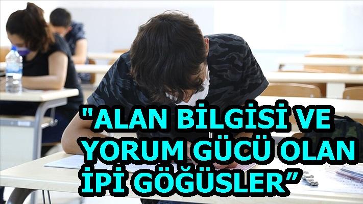 """""""ALAN BİLGİSİ VE YORUM GÜCÜ OLAN İPİ GÖĞÜSLER"""""""