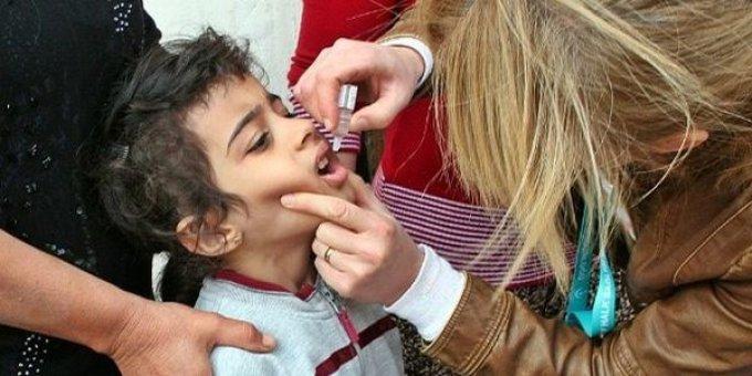 İstanbul'un 6 ilçesinde çocuk felci alarmı verildi