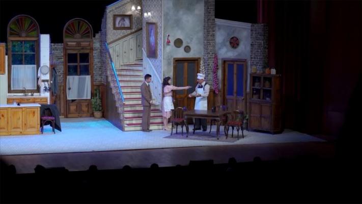 Anadolu Üniversitesi Uluslararası Tiyatro Festivali sona erdi