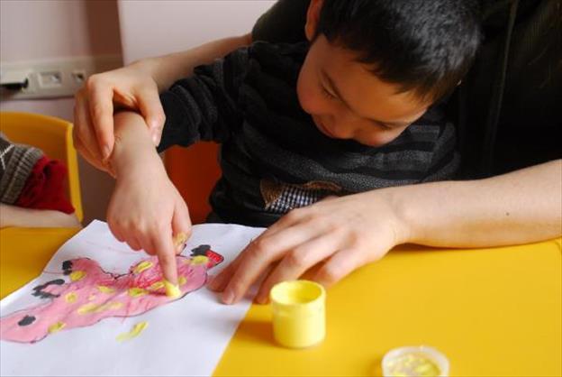 Özel Çocuklara Anaokulu Eğitimi