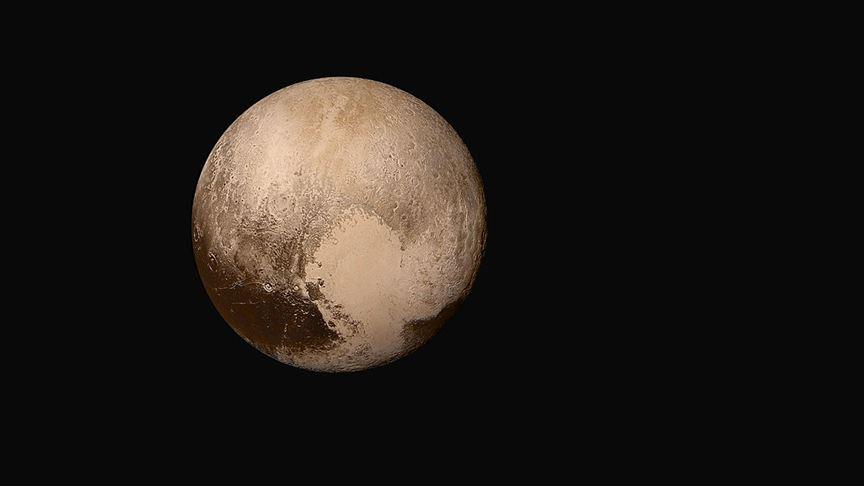 Plüton gezegen olarak değerlendirilmeli