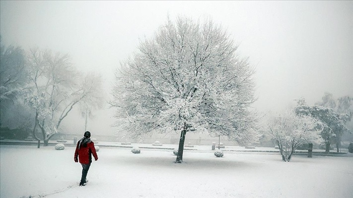 Marmara'da bu geceden itibaren yoğun kar yağışı bekleniyor