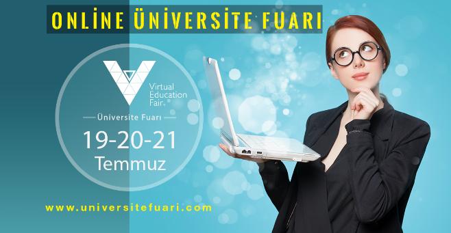 Türkiye'nin ilk ve tek online üniversite tercih fuarı başlıyor