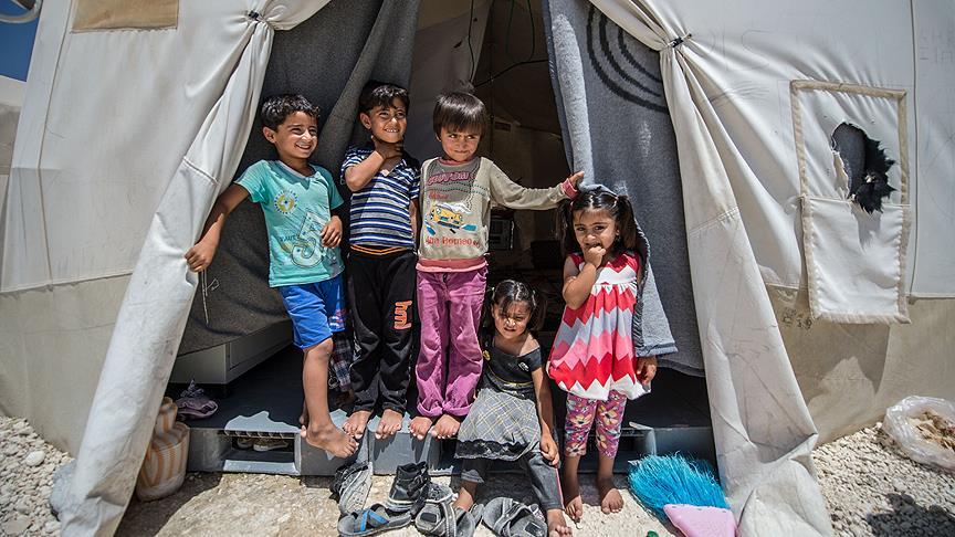 UNICEF uyardı: Yerlerinden edilen çocukların sayısı iki kat arttı!