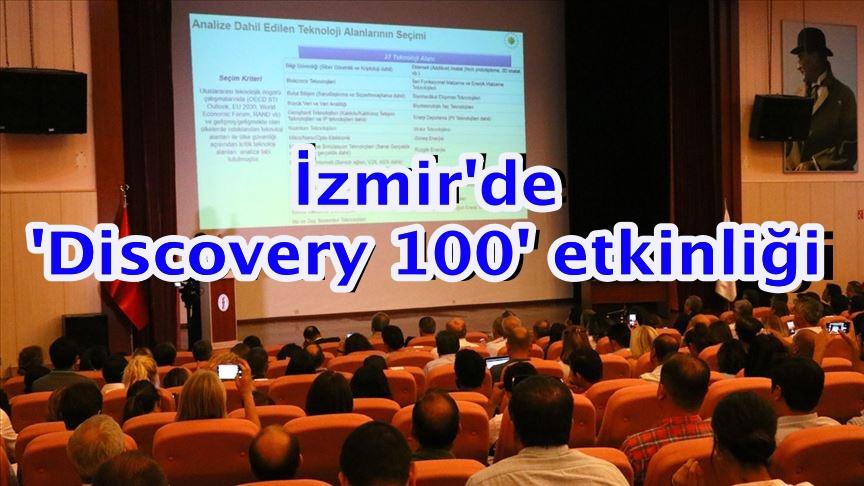 İzmir'de 'Discovery 100' etkinliği